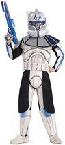 Clonetrooper Deluxe Captain Rex - Kostuum - Maat 104-110