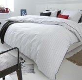 Dekbedovertrek Beddinghouse Straight Array - Grijs - Lits-jumeaux - 240x200 cm