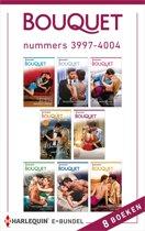 Bouquet e-bundel nummers 3997 - 4004