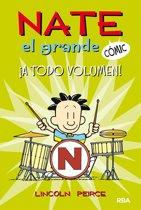 Nate el grande#2. A todo volumen