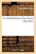 Le Mat rialisme Et La Science