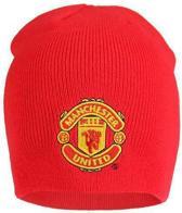 Manchester United - Muts - Volwassenen - Unisex - One size - Rood