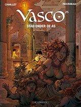 Vasco 25. stad onder de as
