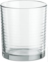 Borgonovo Waterglas Piccadilly - 25cl - set van 6