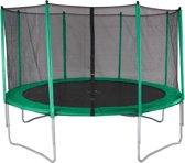 Jumpline Trampoline - 366 cm - Inclusief Veiligheidsnet - Groen