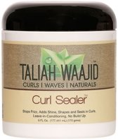 Taliah Waajid Curl Sealer Unisex Non-professional hair conditioner 177ml