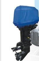 Buitenboordmotor Afdekhoes 600D Blauw 150 tot 300 pk - Afmeting L: 86cm B: 58cm H: 78cm
