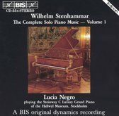 Stenhammar - Piano I