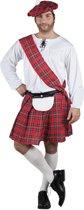 Schotse Kilt - Kostuum - Maat 54/56