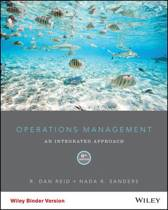 Operations Management, Binder Ready Version
