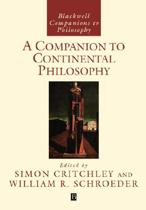 A Companion to Continental Philosophy