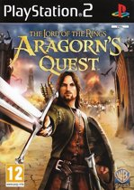 Lord of the Rings, Aragorn's Quest - PS2