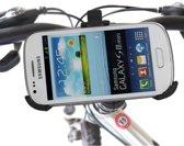 Merkloos telefoonhouder fiets - Samsung Galaxy S3 Mini