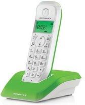 Motorola StarTac S1201 - Single DECT telefoon - Groen