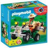 Playmobil Expeditie Quad - 4176