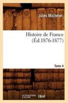 Histoire de France. Tome 4 ( d.1876-1877)