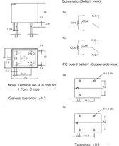 Fixapart REL-112021 Single pole 12 V - 10 A