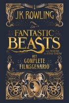 Omslag van 'Fantastic Beasts and Where to Find Them: het complete filmscenario'