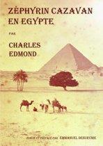 Zephyrin Cazavan en Egypte