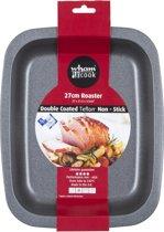 Wham Cook Essentials Roostervorm - Non Stick - Medium - 27 cm
