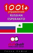1001+ Exercises Russian - Esperanto