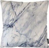 Original Marble Kussenhoes | Katoen/Flanel | 45 x 45 cm | Marmer