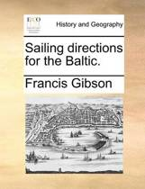 Sailing Directions for the Baltic
