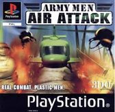Army Men - Air Attack (PS1)