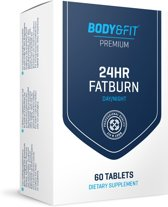 Body & Fit 24hr Fatburn - Vetverbrander - 60 tabletten