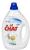 Le Chat Gel Sensitive 34 wasbeurten