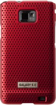 Anymode Cool Case voor Galaxy SII (Rood)