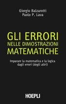 Gli errori nelle dimostrazioni matematiche