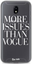 Casetastic Softcover Samsung Galaxy J5 (2017) - More issues than Vogue