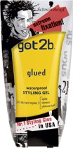 Got2B Glued Waterproof Bikkelhard Styling Gel 150ml