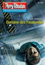 Perry Rhodan 2738: Domäne des Feuervolks (Heftroman)
