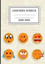 Graph Grid Emoji School Homework