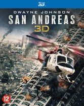 San Andreas (3D+2D Blu-ray)