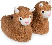 Alpaca Pantoffels Maat 37/38 Extra zacht