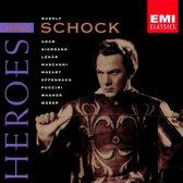 Heroes - Rudolf Schock - Adam, Giordano, Lehar, et al