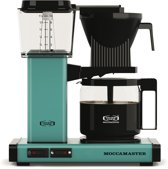 Moccamaster Filterkoffiemachine KBG741 - Turquoise