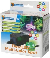 SuperFish DecoLED MultiColor Spot - Aquarium - Verlichting - Waterdicht