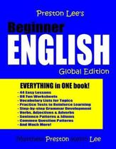 Preston Lee's Beginner English - Global Edition