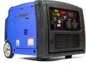 Hyundai HY3200SEi benzine generator / inverter aggregaat 3200W