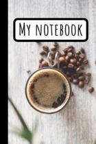 My Coffee Notebook