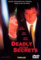 Deadly Little Secrets (dvd)