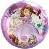 Sofia Het Prinsesje Helium Ballon - leeg