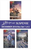 Harlequin Love Inspired Suspense December 2018 - Box Set 1 of 2