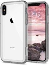 Spigen Crystal Hybrid Case Apple iPhone XS - Dark Crystal