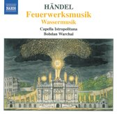Handel: Fireworks Music, Water Music / Bohdan Warchal