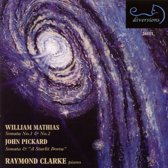 Mathias & Pickard: Piano Sonatas